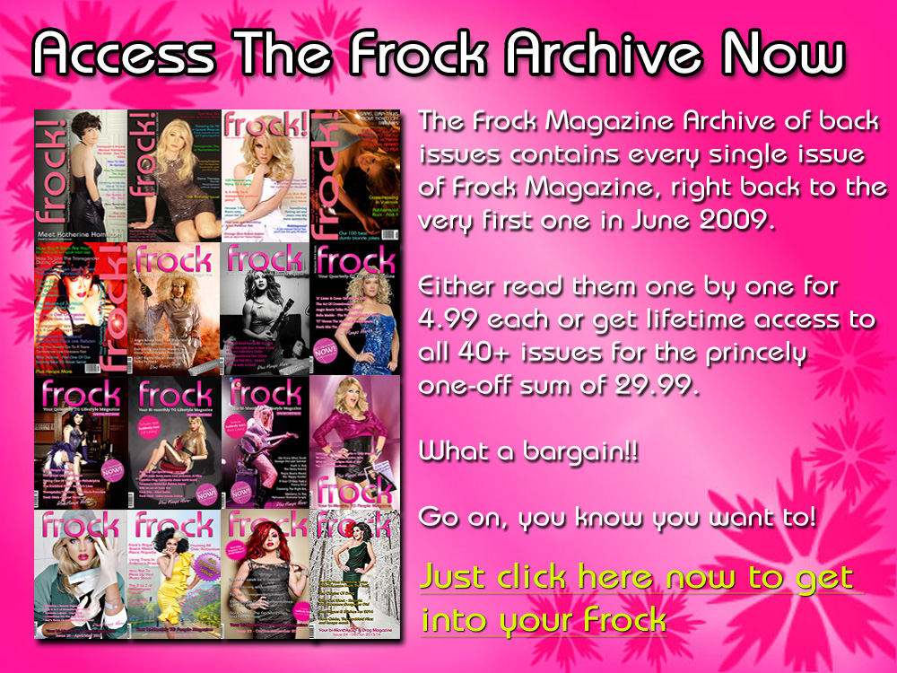 Frock Magazine Archive