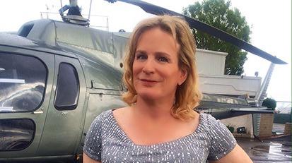 Chopper Bob Becomes Chopper Zoey