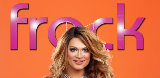 Frock041 with covergirl, Joslyn Fox