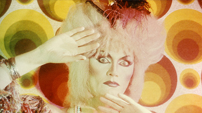 Angie Bowie talks to Jayne County in Frock Magazine