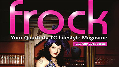 New Frock Issue for July/August 2012