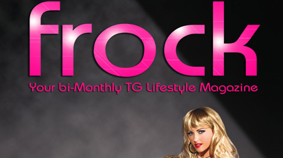 Frock Magazine Cover - Sept/Oct 2012