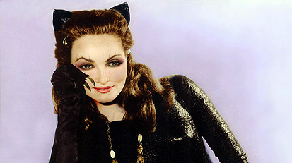 To Frock Magazine, thanks for everything, Julie Newmar