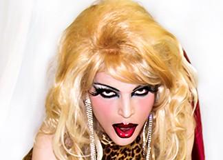 Frock Chick,Julia Panther,transgender,drag,magazine