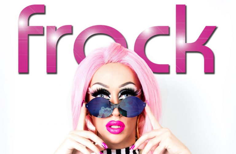 Hoorah!  New issue of Frock Magazine for April & May now published!